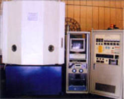 Computer control electron beam source / thermal vacuum auto evaporation coater